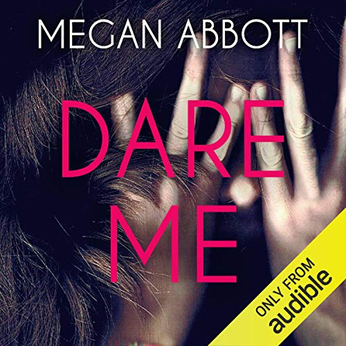 Dare Me audiobook cover art