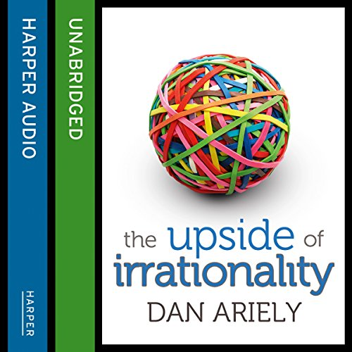 The Upside of Irrationality cover art