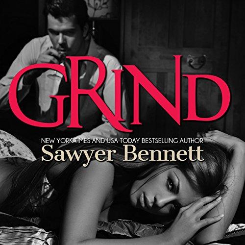 Grind audiobook cover art