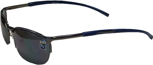 MLB Kansas City Royals Metal Frame Sunglasses
