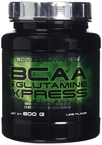 BCAA+Glutamine Xpress 600g Lime