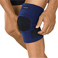 HoMedics MW-KHC TheraP Hot/Cold Therapy Knee Wrap with the Power of Magnets