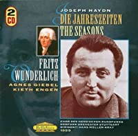 Haydn: Seasons by GIEBEL / ENGEN / MULLER-KRAY