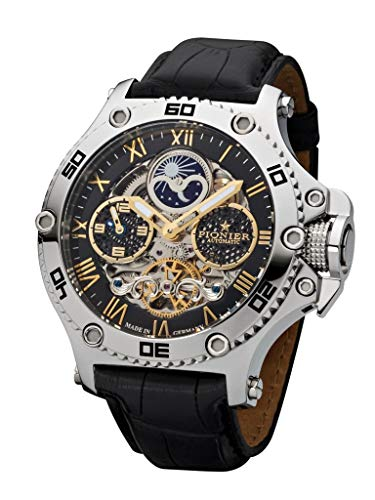Made in Germany GM-514-1 Hawaii Pionier Automatic Watch