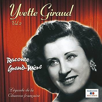 """Raconte Grand-mère, Vol. 2 (Collection """"Légende de la chanson française"""")"""