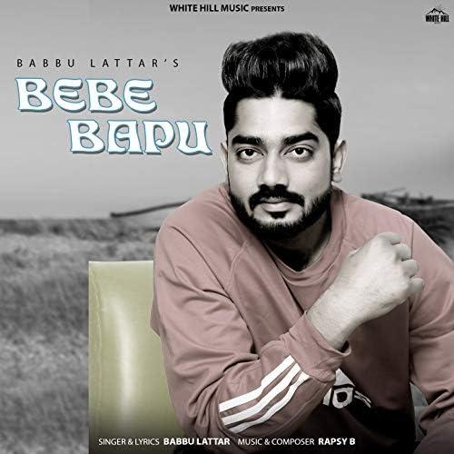 Babbu Lattar