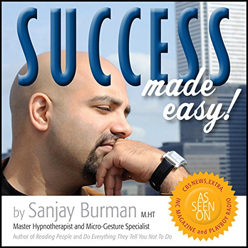 Success Made Easy audiobook cover art