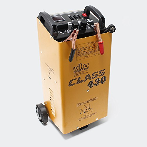 Cargador Bateria 12V 24V Marca WilTec