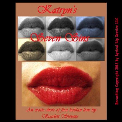 Katryn's Seven Sins audiobook cover art