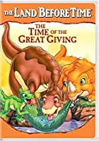 Land Before Time: the Time of the Great Giving [DVD] [Import]