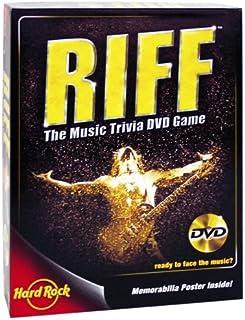 University Games Riff DVD Game