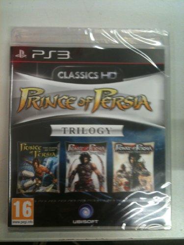 Prince Of Persia Trilogy [AT PEGI]