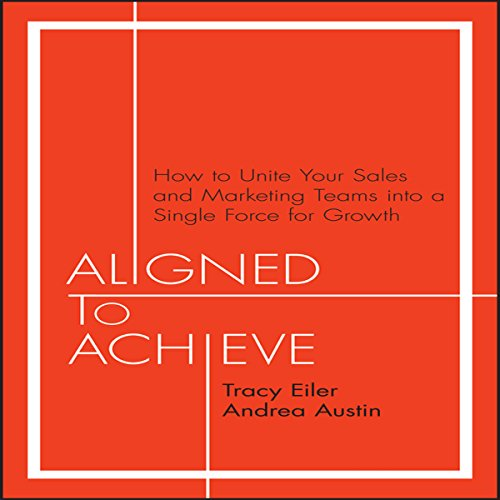 Aligned to Achieve audiobook cover art