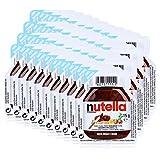 Porzioni Nutella individuali - 40 x 15 g serving