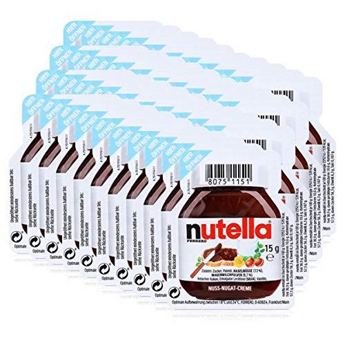 Nutella Einzelportionen - 40 x 15g Portion