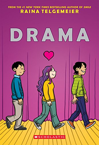 Compare Textbook Prices for Drama Illustrated Edition ISBN 8601423318936 by Telgemeier, Raina,Telgemeier, Raina