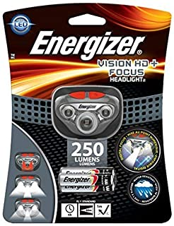 Energizer Headlight VIS HD LED 250 (Pkg of 5)