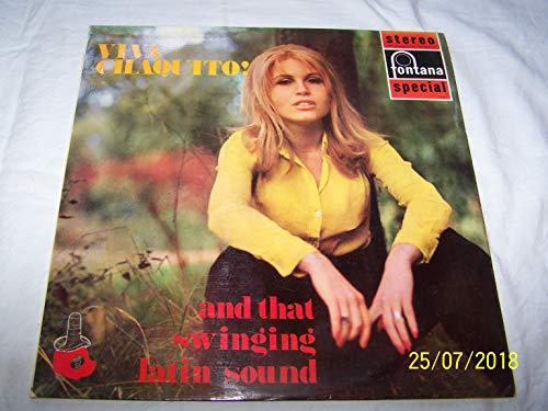 Chaquito - Viva Chaquito! And That Swinging Latin Sound - 12' LP 1969 - Fontana SFL 13007