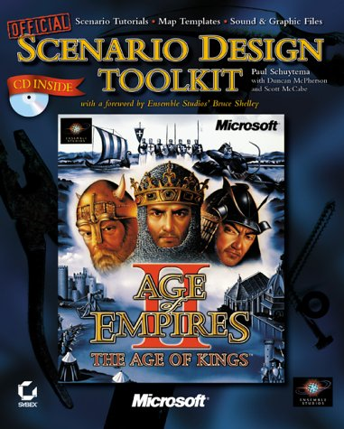 Age of Empires 2: The Age of Kings: Official Scenario Design Toolkit