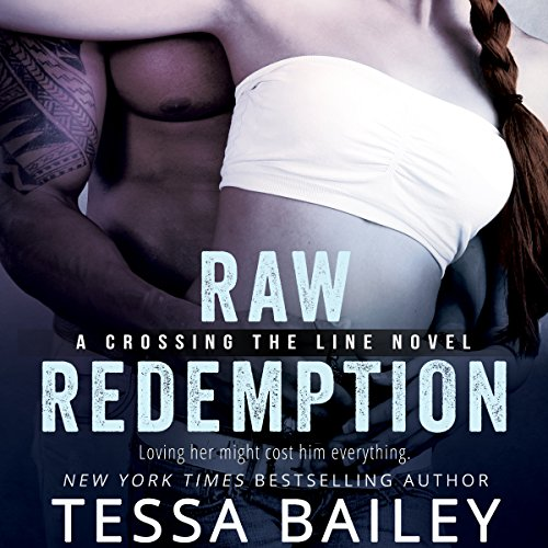 Raw Redemption audiobook cover art