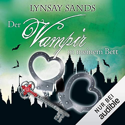 Der Vampir in meinem Bett audiobook cover art
