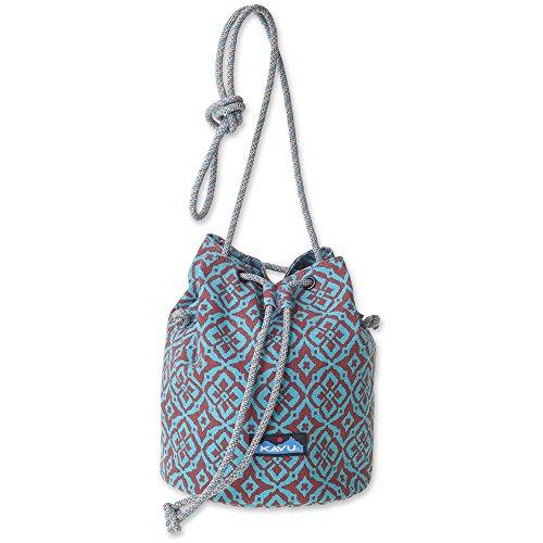 KAVU Women's Bucket Bag Backpack, Desert Mosaic, One Size