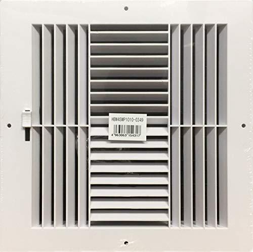 10x6 register plastic - 7