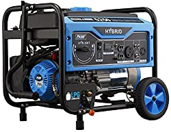 Pulsar PG5250B Dual Fuel Portable Generator Review