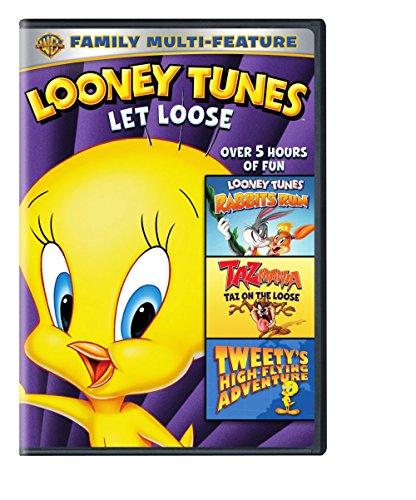Looney Tunes: Let Loose Triple Feature (3 Dvd) [Edizione: Stati Uniti] [Italia]