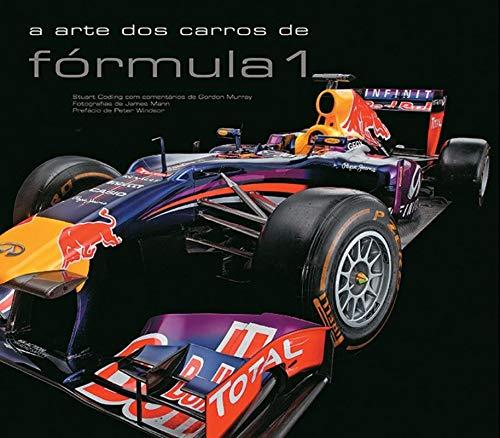 A arte dos carros de Fórmula 1
