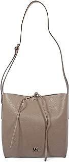 Michael Michael Kors Junie Large Leather Messenger Bag