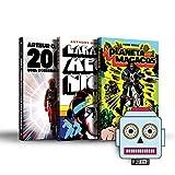 Clássicos que Viraram Filmes + Brinde (Adesivo Sci - Fi) - Kit