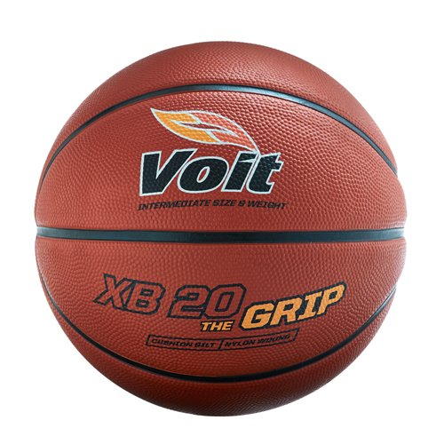 XB20 'The Grip' Basketball - Intermediate Size (28.5') Brown