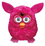 Furby Furreal - A00081010/A31711010 - Peluche et Animal Interactif Pink Puff (Rose) - Version Française