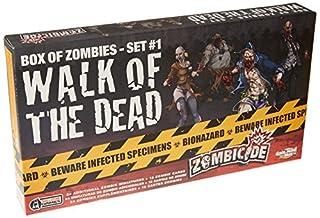 Guillotine Games - 331535 - Extension Zombicide Set#1 - Walk of The Dead (B00C24FJB2) | Amazon price tracker / tracking, Amazon price history charts, Amazon price watches, Amazon price drop alerts