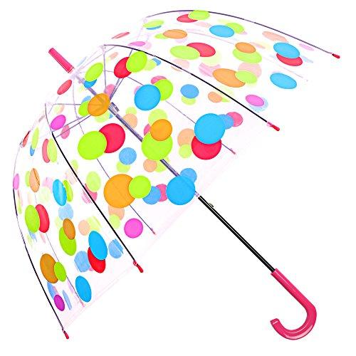 Kung Fu Smith - Paraguas de burbujas para niños y...