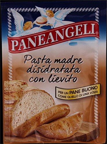 Paneangeli Lievito di Birra per Pane, Arricchito con Pasta Madre Essiccata, 30g