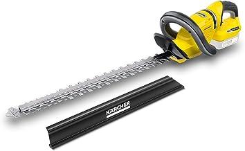 Kärcher HGE 18-50 Battery accu-aangedreven heggenschaar: 180° roterende handgreep, snoeikam en zaagfunctie