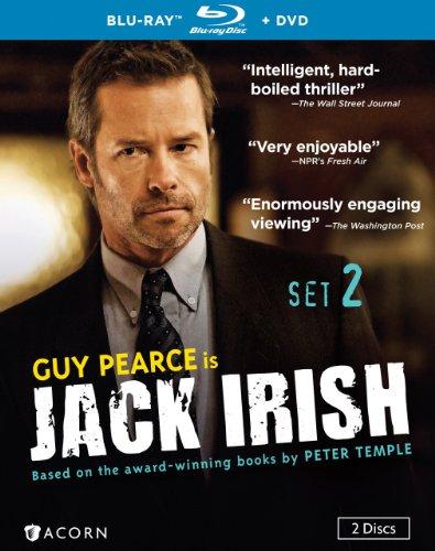 Jack Irish, Set 2 Blu-ray/DVD combo