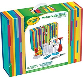 Crayola Marker Deign Studio - Craft Kit (747206)