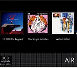 Moon Safari/10000 Hz Legend/the Virgin Suicide