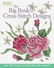 The Big Book of Cross-Stitch Design: Over 900 Simple-to-Sew Decorative Motifs