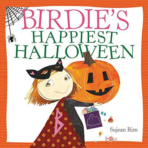 Page de couverture de Birdie's Happiest Halloween