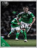 Nalana Poster Werder Bremen Football UH-435 Bar Living Room