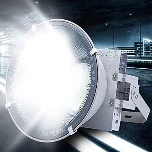 HAI Iluminación De Construcción Foco Proyector Led,luz De Inundacion Led 400W 800W 1500W 6000K, Luz De Trabajo Candelabro De Torre LED para Estadio Factory Wharf(Size:2000W)
