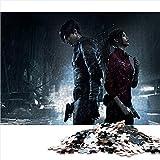 Visionpz Puzzle de 1000 Piezas para Adultos y Adolescentes Resident Evil 2 Juegos de Rompecabezas de Temas Juego de pelicula Rompecabezas Juegos Familiares a Gran Escala,Regalos para Amigos 52x38cm