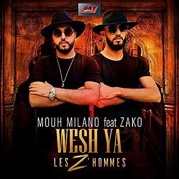 Wech ya les z'hommes (feat. ZAKO)
