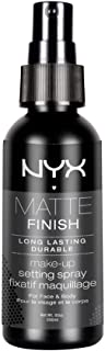 NYX PROFESSIONAL MAKEUP Makeup Setting Spray, Matte Finish, 2.03 Fl Oz