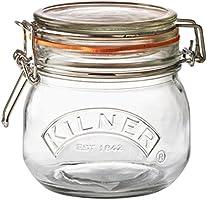 Kilner Round Clip Top Jar