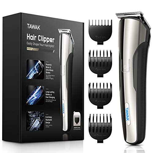 (47% OFF Coupon) Cordless Hair Clippers $15.89